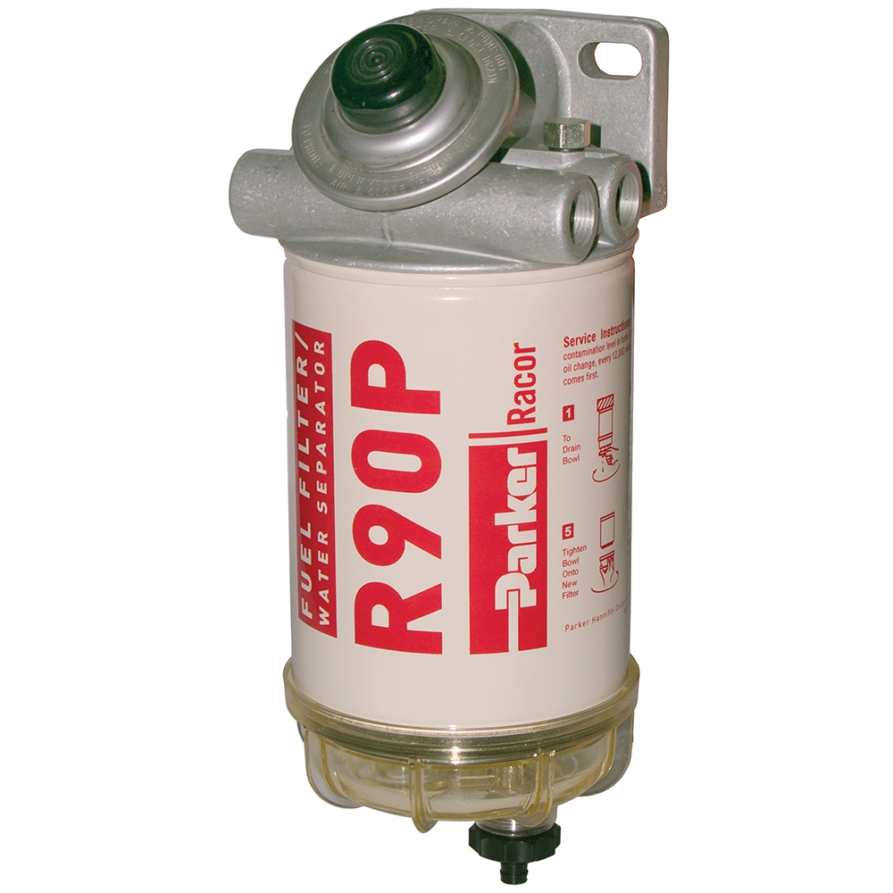 Oil Filter Service Fuel Housing Assembly